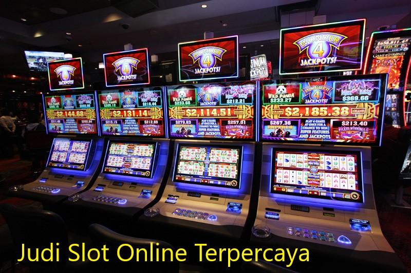 Website Slot Mesin Online Terpercaya
