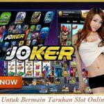 Saat Tepat Untuk Bermain Taruhan Slot Online Indonesia
