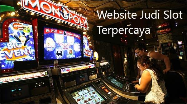 Perjudian Slot Online Mesin